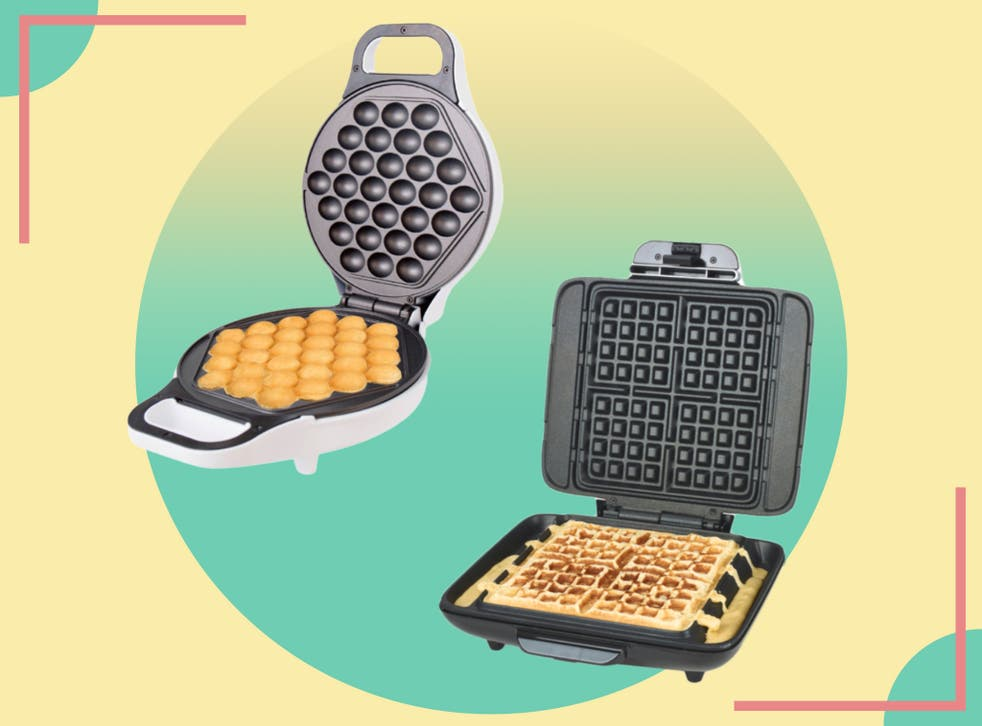 <p>It can take a lot of practise to pour in the right amount of batter so don't be disheartened if you make a mess on your first few tries</p>