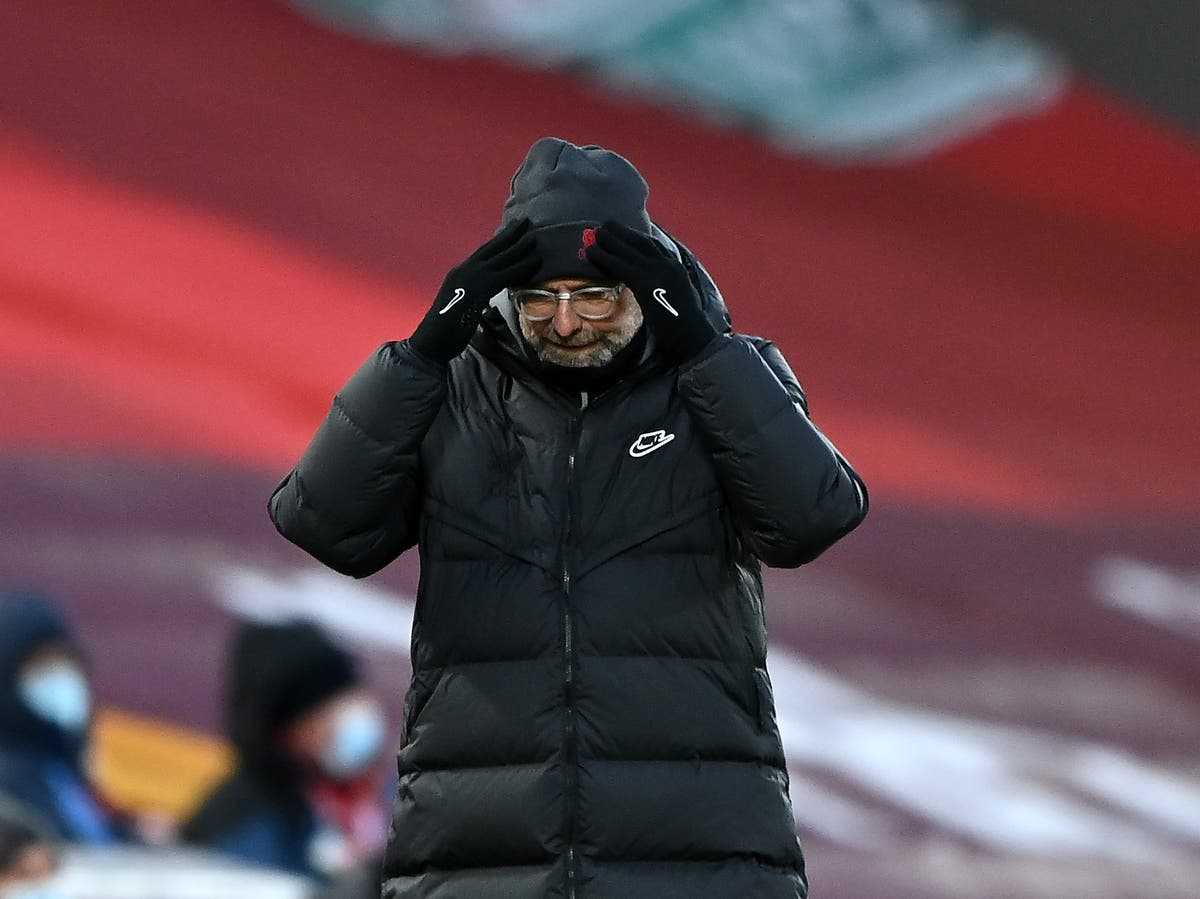 The critical questions facing Liverpool as their title defence falters