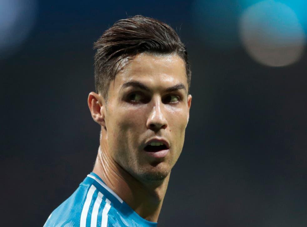 Ronaldo Rape Case Vegas Soccer