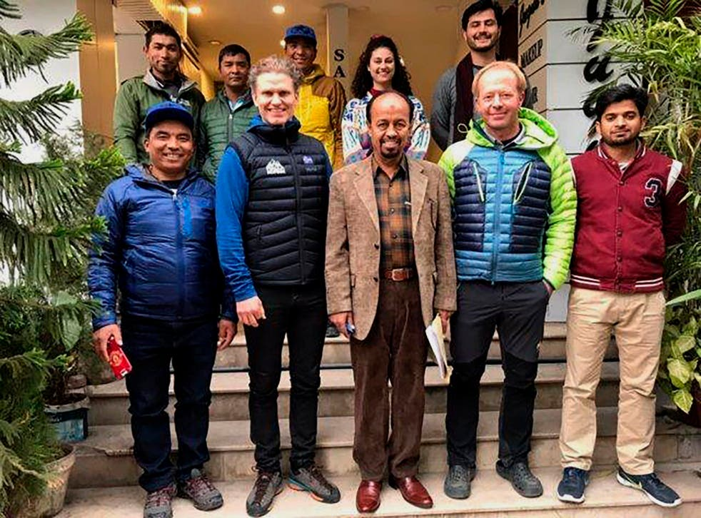 Pakistan Missing Mountaineers