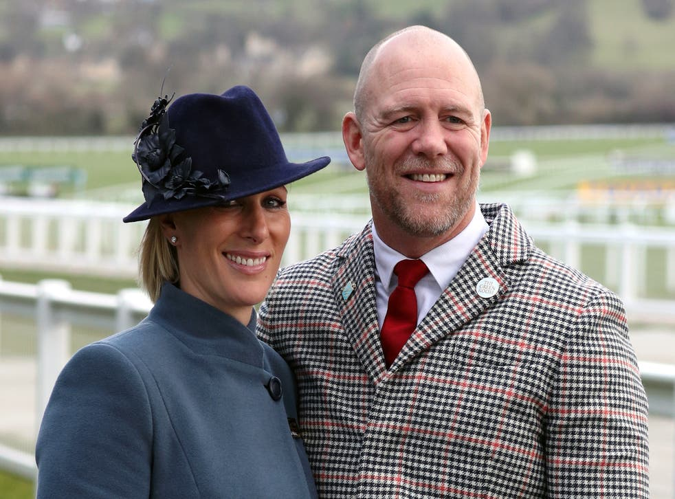 <p>Mike Tindall is married to Zara Tindall, the Queen's granddaughter</p>