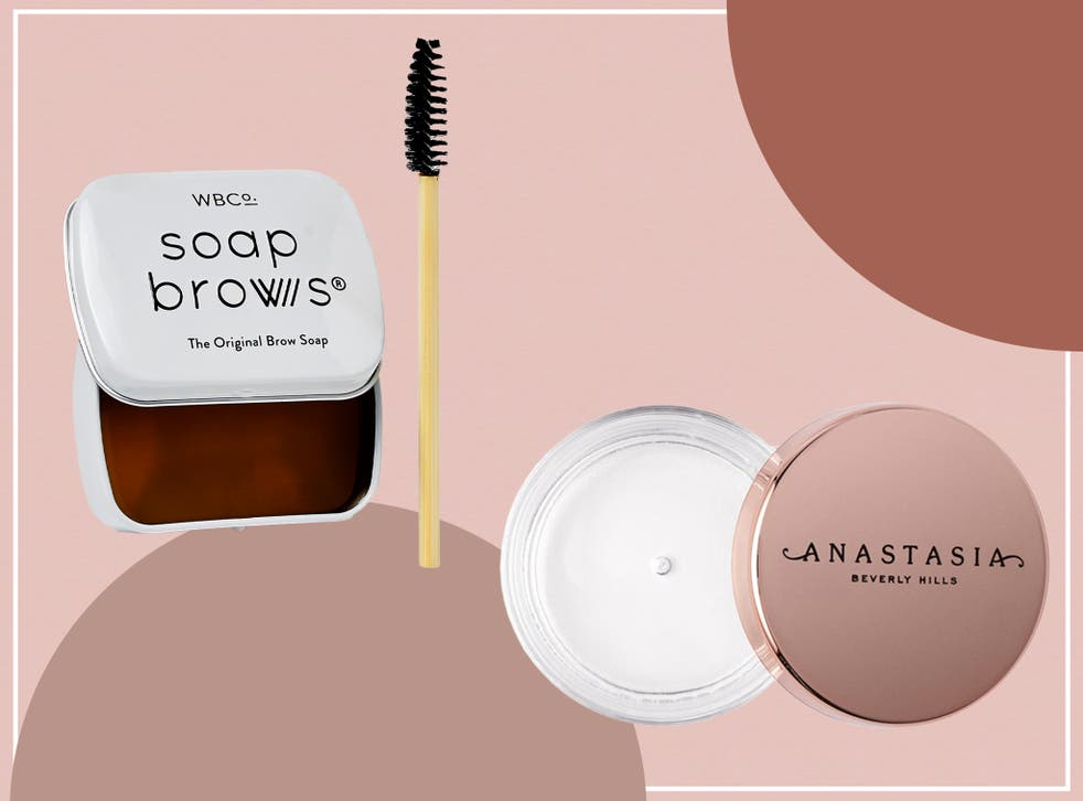 <p>Both brands claim their waxes deliver big, fluffed-up brows</p>