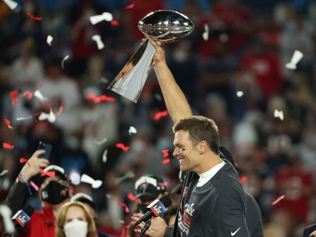 <p>Tampa Bay, guiado por Tom Brady, ganó 31-9 el duelo</p>
