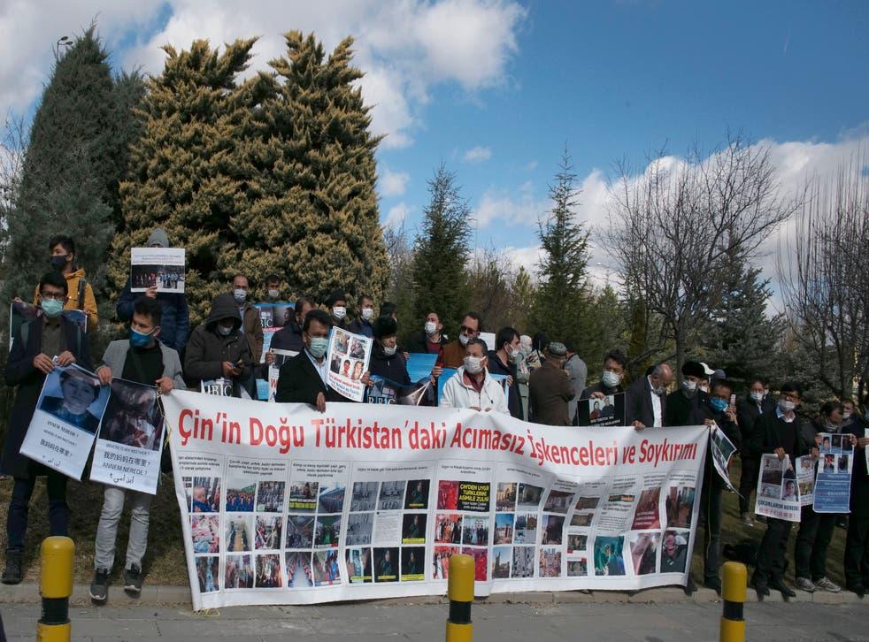 Turkey China Uighurs