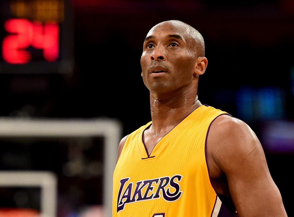 Kobe Bryant died at the age of 41 in a helicopter crash in January 2020