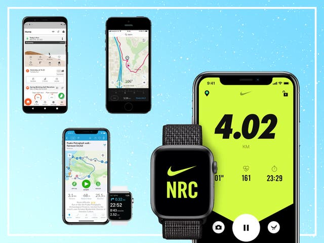 <p>Keep track of your progress, map your routes and become a better athlete with our picks</p>