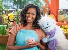 Michelle Obama protagonizará nuevo programa de cocina en Netflix con títeres