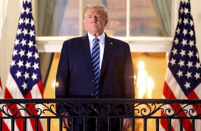 <p>Can Trump run again in 2024 election? </p>
