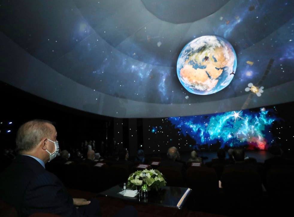 Turkey Space Program