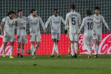 LaLiga: Benzema y Mendy comandan victoria del Real Madrid sobre Getafe