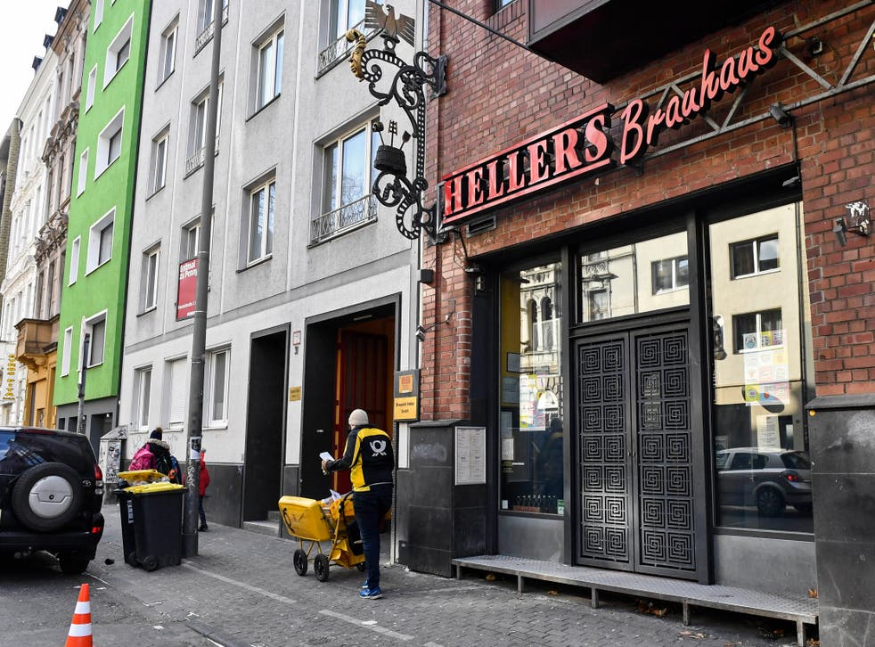 Virus Outbreak Germany Brewers