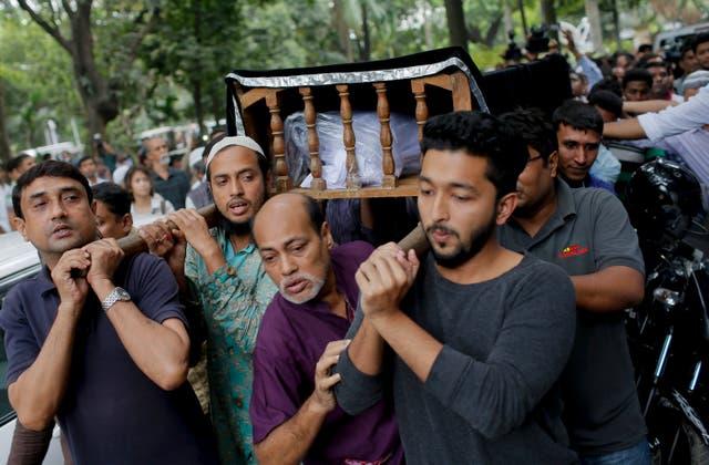Bangladesh Islamist Militants