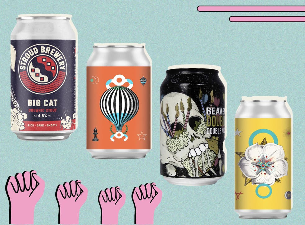 <p>Choose from IPA's, stouts, pale ales, fruity flavours and more</p>