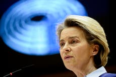 Confiábamos demasiado en el lanzamiento de la vacuna, admite presidenta de la UE