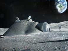 Ejército estadounidense quiere construir fábricas en la luna