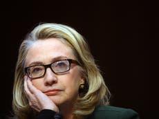 """""""El jurado incluye a sus co-conspiradores,"""" dice Hillary Clinton sobre el juicio político a Donald Trump"""