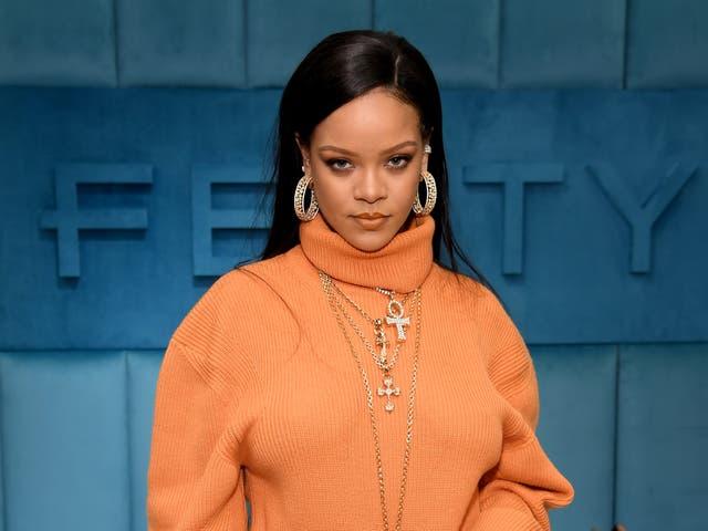 Rihanna y LVMH están haciendo una pausa en la casa de moda Fenty