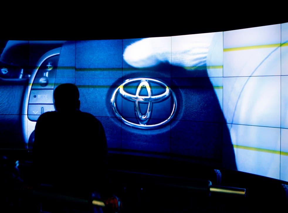 Toyota-Electric Vehicles
