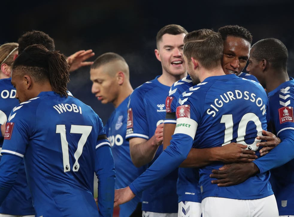 Everton Vs Tottenham Result Fa Cup Report And Analysis The Independent