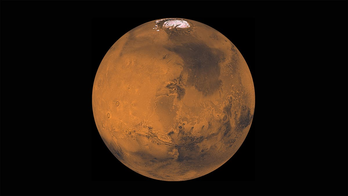 Never-before seen halogen gas discovered on Mars - The Independent
