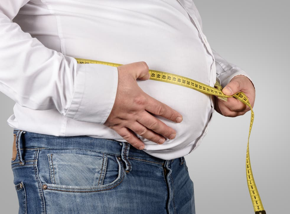 <p>Deaths from Covid-19 are much higher in countries where more people are classed as obese</p>