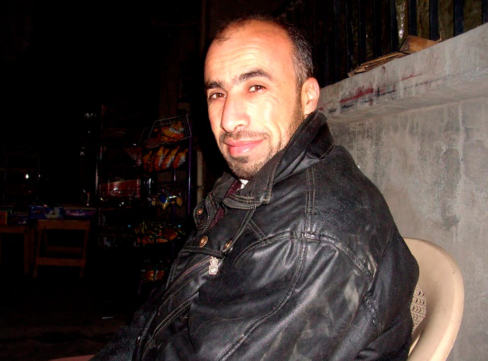 Syria Detainees
