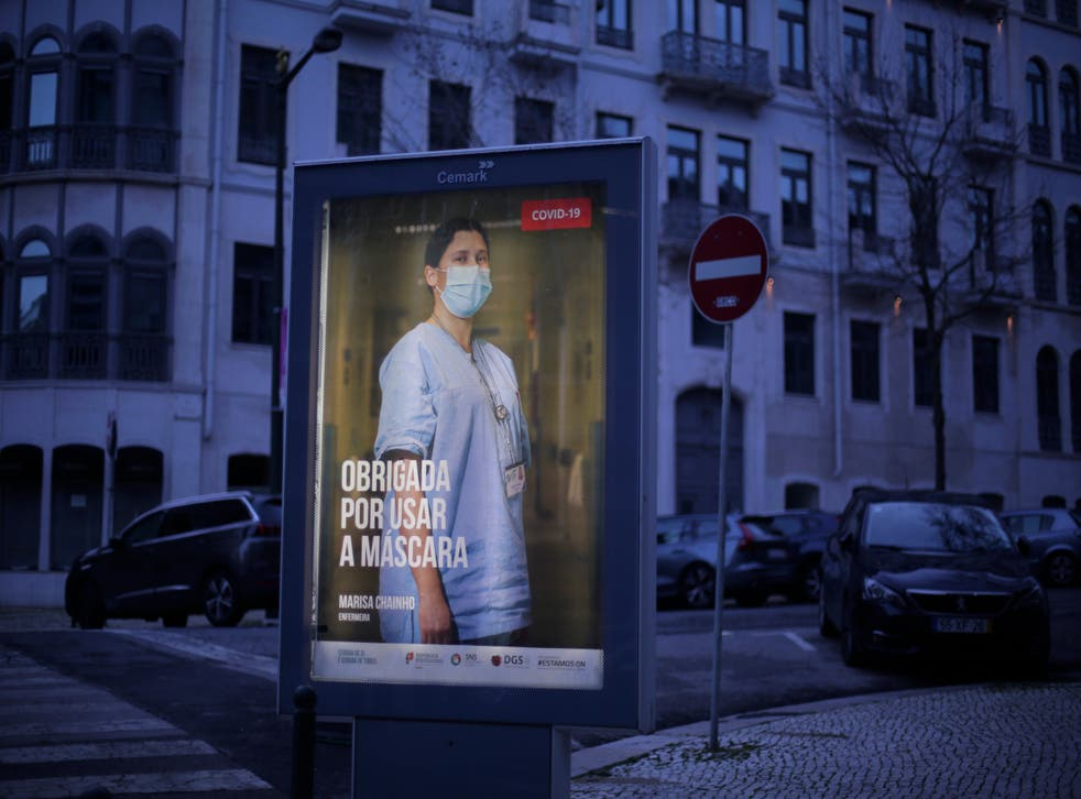 Virus Outbreak Portugal