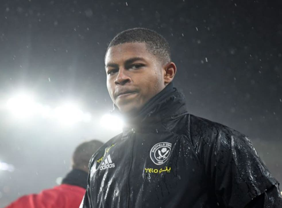 Rhian Brewster has failed to score yet for Sheffield United