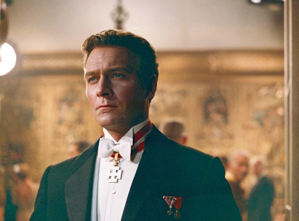 As Captain Von Trapp in the 1965 film