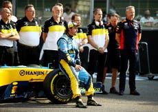 F1: Fernando Alonso es ingresado al hospital después de un accidente en bicicleta en Suiza