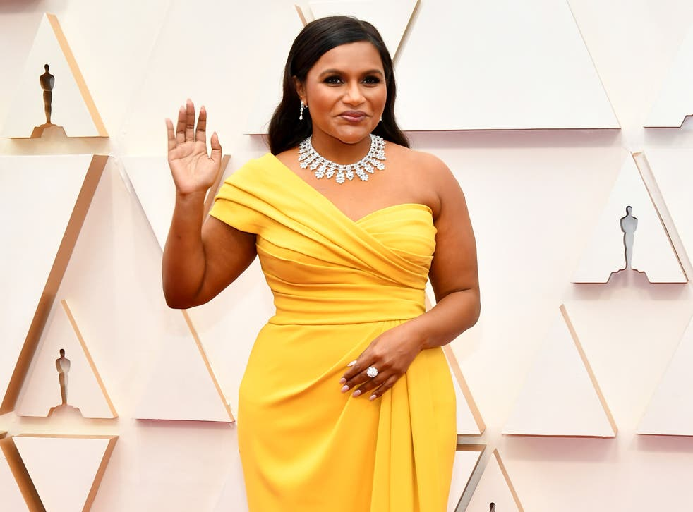 Mindy Kaling has perfect response to tweet about her new role in show Velma