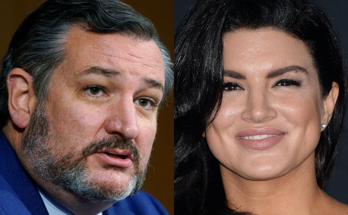 Fans poke holes in Ted Cruz's defence of Gina Carano amid controversy: 'Do you even watch the show?'
