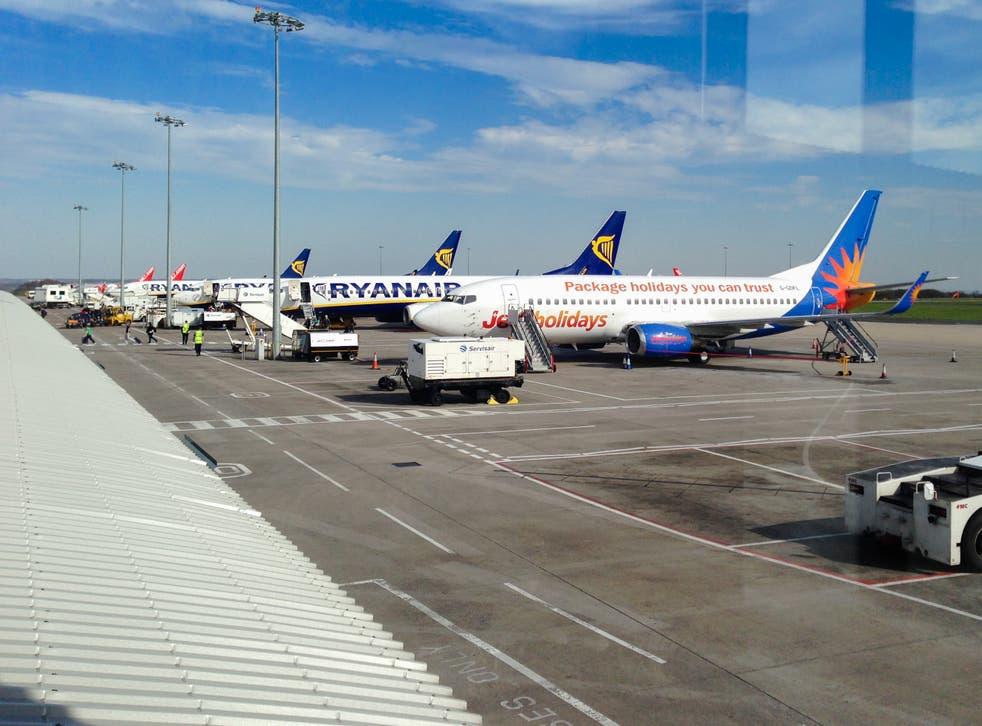 <p>Terminal decision:  Leeds Bradford Airport is set to grow</p>
