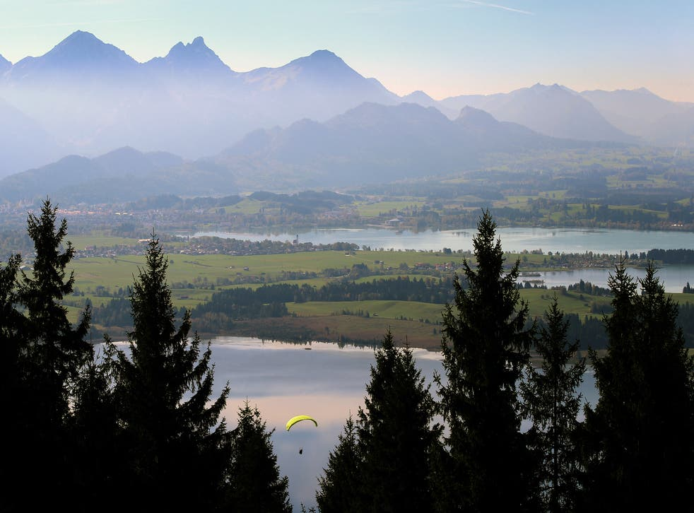 <p>The concert was held in Bavaria in the summer of 2019</p>