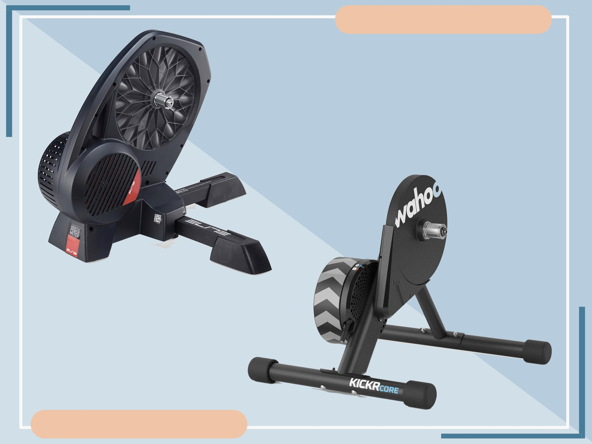 independent.co.uk - Paddy Maddison - 6 best turbo trainers for cycling at home