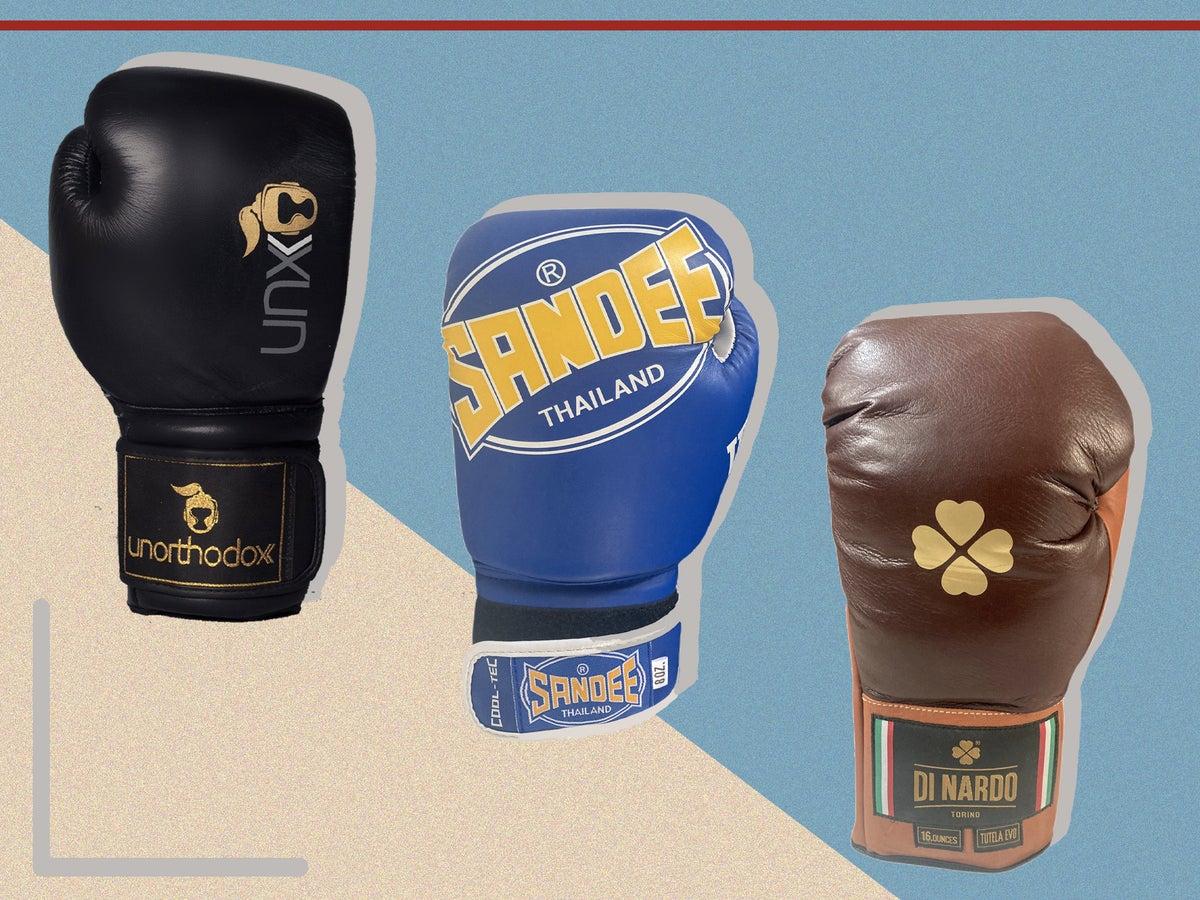 Kids Boxing Gloves EVERLAST 8 OZ Womens Girls Training Black