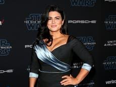 Gina Carano trabajará en una película con Ben Shapiro después de ser despedida por The Mandalorian