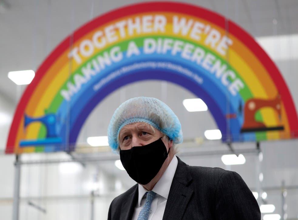 APTOPIX Virus Outbreak Britain Politics