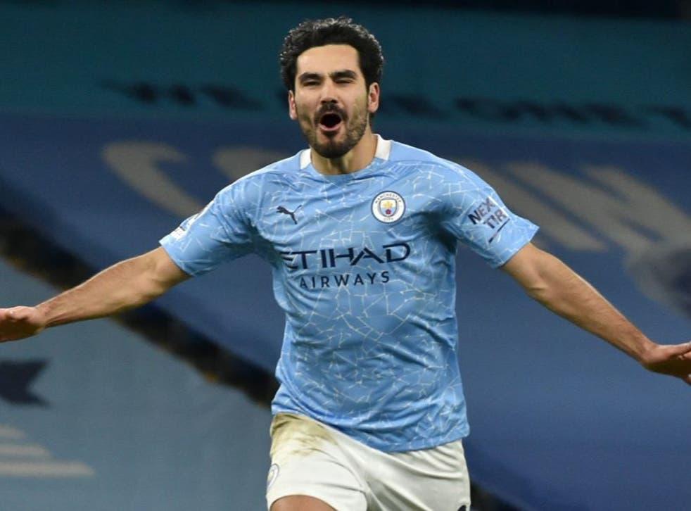 Man City Vs Tottenham Result Premier League Score Goals And Report The Independent