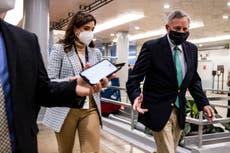 Juicio de acusación de Trump: los siete senadores republicanos que votaron para condenar al ex presidente