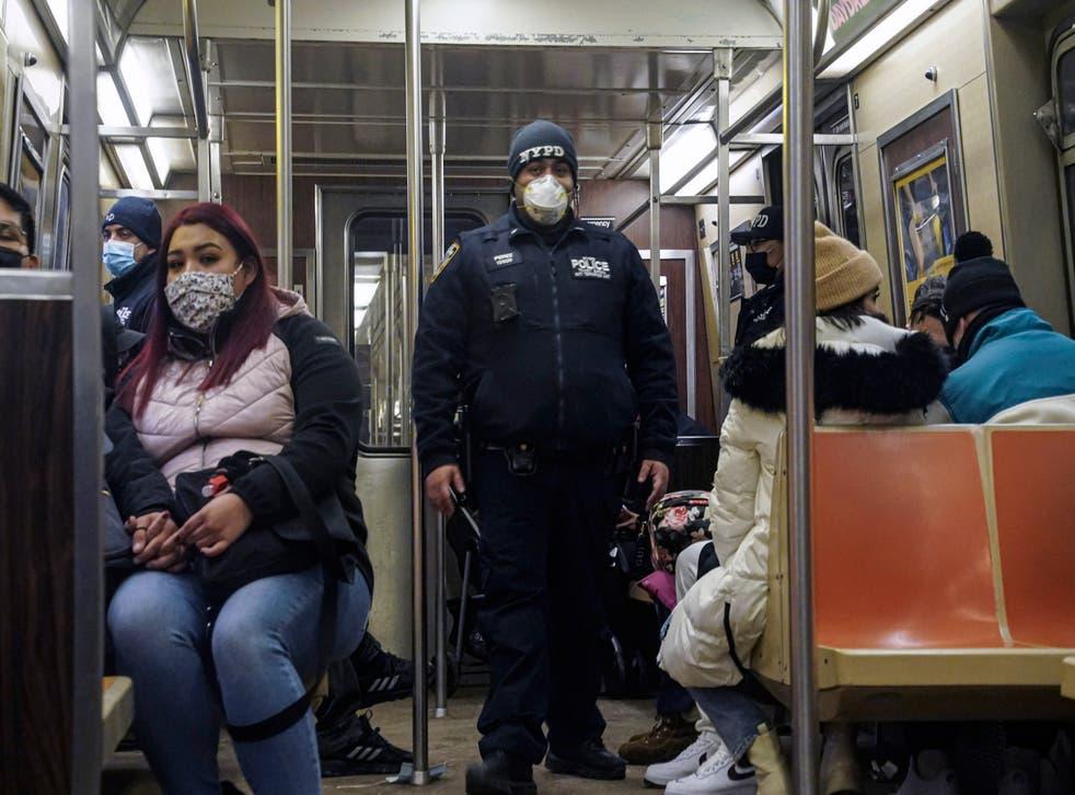 Subway Stabbings New-York