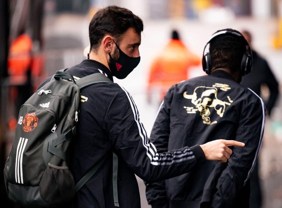 برونو فرناندس و منچستر یونایتد به زالزالک می رسند