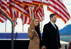 Lara Trump podría tomar el escaño republicano en el Senado, dice Lindsey Graham