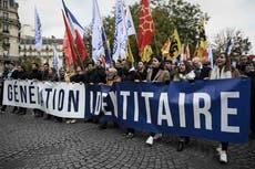 Francia busca prohibir grupo antiinmigrante de extrema derecha