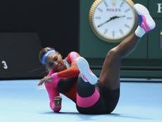 Abierto de Australia: Serena Williams sufre para avanzar a cuartos