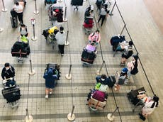Travel industry demands escape route as hotel quarantine begins amid airport concerns