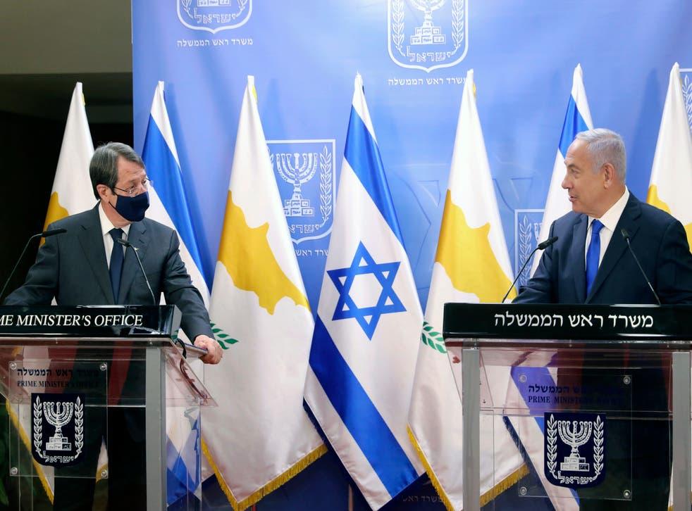Israel Cyprus Diplomacy