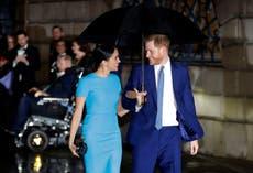 La Duquesa de Sussex y el Príncipe Harry esperan a su segundo hijo