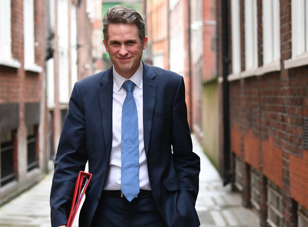 Gavin Williamson is expected to announce new role next week