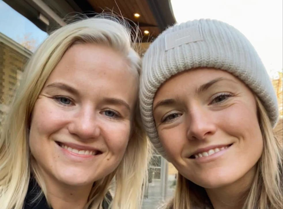 Chelsea S Pernille Harder And Magda Eriksson Offer Support To Those Struggling To Come Out The Independent
